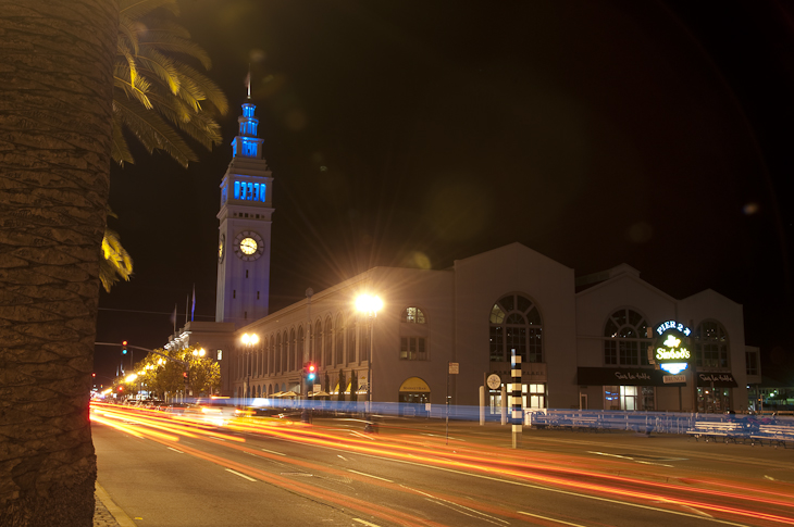 Embarcadero, Saturday Night