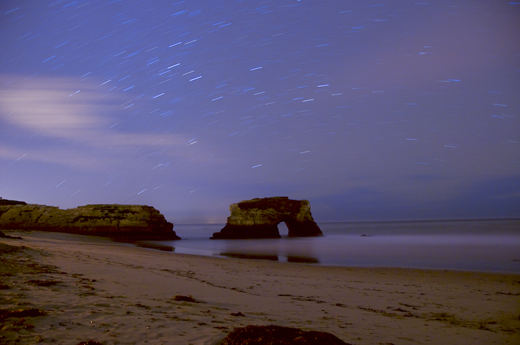 Natural Bridges, 3 AM
